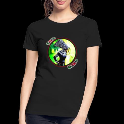 Tech Queen - Women's Premium Organic T-Shirt