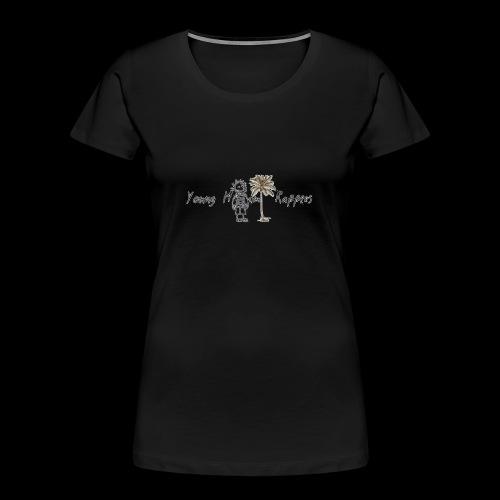 imageedit 1 4291946001 - Women's Premium Organic T-Shirt