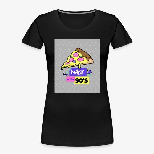 Made In The 90's - Women's Premium Organic T-Shirt