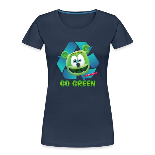 Gummibär Recycle - Women's Premium Organic T-Shirt