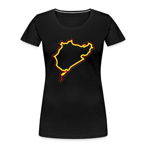 Nürburgring - Women's Premium Organic T-Shirt