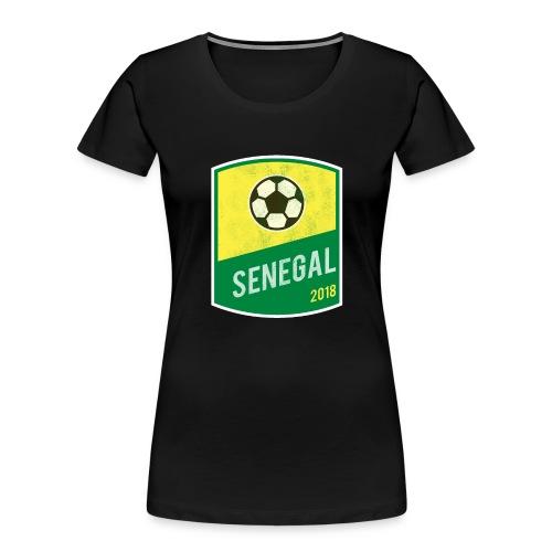 Senegal Team - World Cup - Russia 2018 - Women's Premium Organic T-Shirt