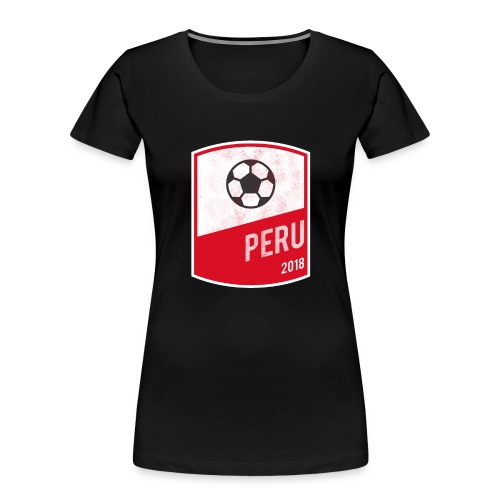 BadgePeru - Women's Premium Organic T-Shirt