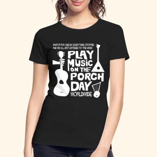 FINALPMOTPD_SHIRT1 - Women's Premium Organic T-Shirt