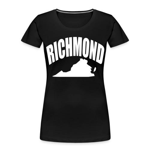 RICHMOND - Women's Premium Organic T-Shirt