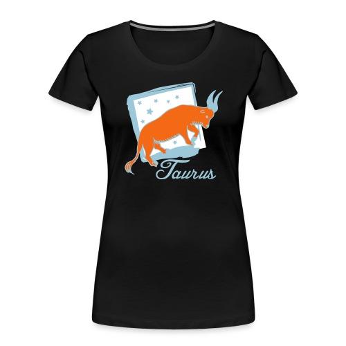 Taurus - Women's Premium Organic T-Shirt