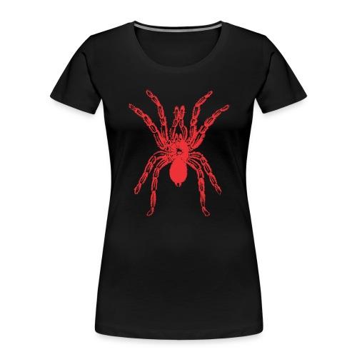 Spider - Women's Premium Organic T-Shirt
