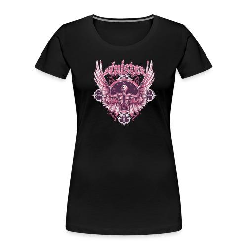 Sinister Tee - Women's Premium Organic T-Shirt