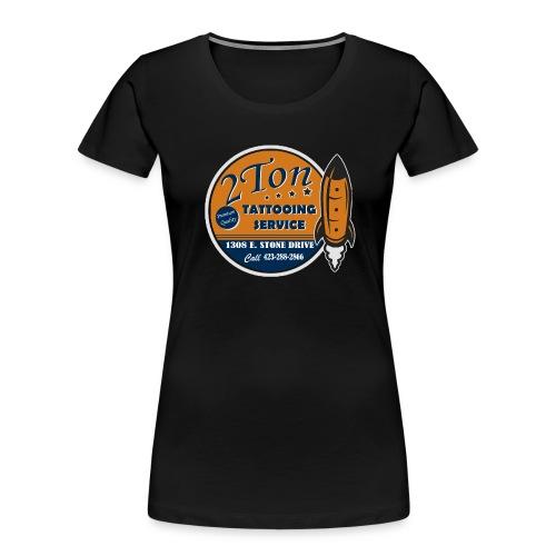 premium tattooing shirt - Women's Premium Organic T-Shirt
