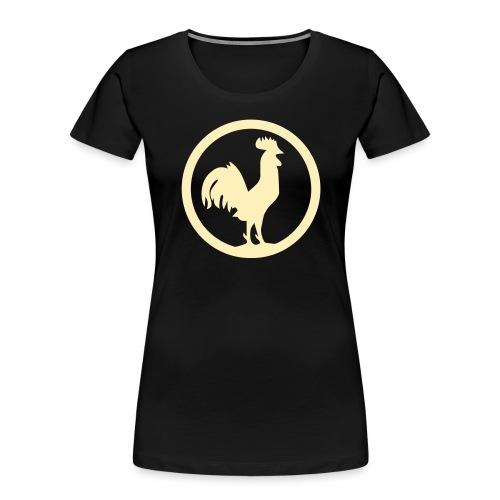 Peckers original - Women's Premium Organic T-Shirt