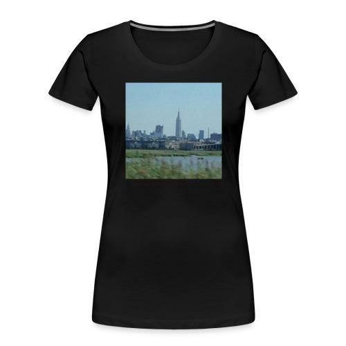 New York - Women's Premium Organic T-Shirt
