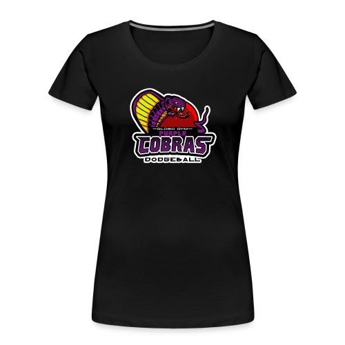 globo gym costume - Women's Premium Organic T-Shirt
