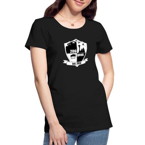 206geek podcast - Women's Premium Organic T-Shirt