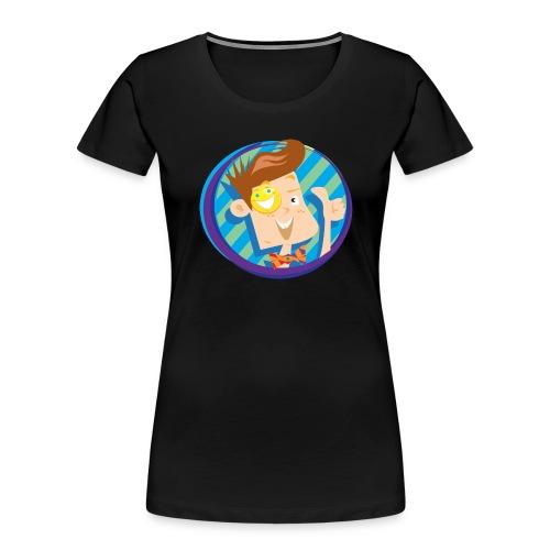 funnel boy - Women's Premium Organic T-Shirt