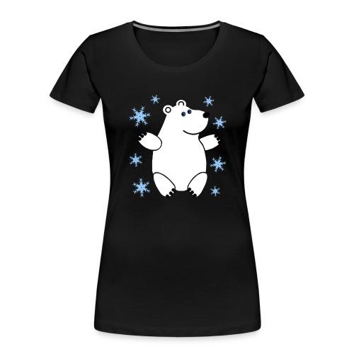 Icebear - Women's Premium Organic T-Shirt