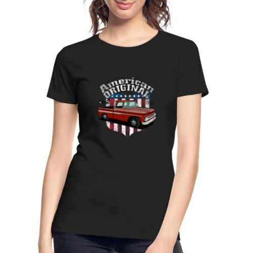American Original RED - Women's Premium Organic T-Shirt