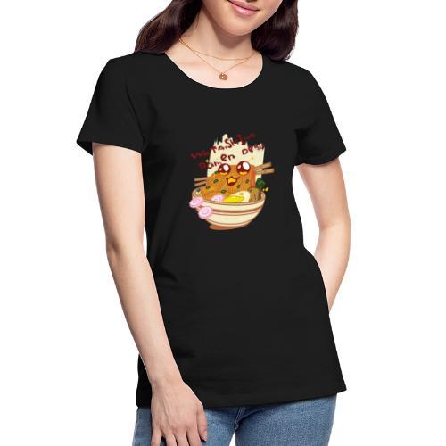 Watashiwa Ramen Desu - Women's Premium Organic T-Shirt
