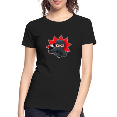 MERACHKA ICON LOGO - Women's Premium Organic T-Shirt