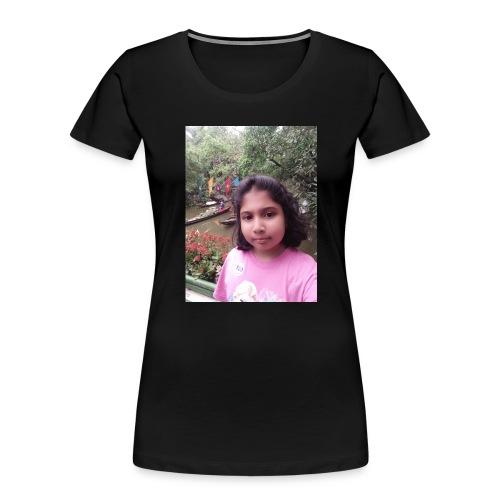 Tanisha - Women's Premium Organic T-Shirt