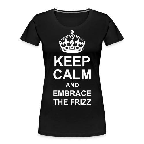frizz - Women's Premium Organic T-Shirt