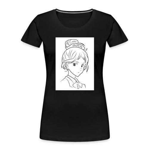 Girl - Women's Premium Organic T-Shirt