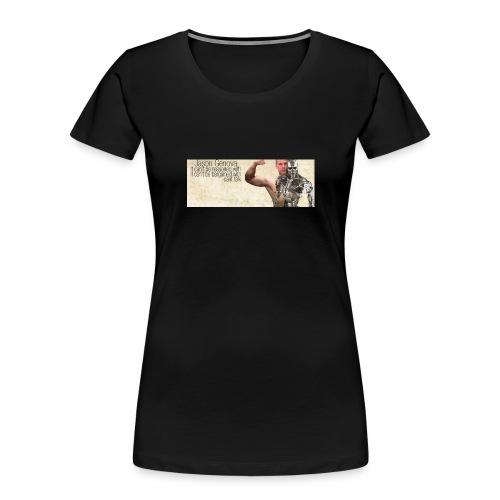 IMG_0418 - Women's Premium Organic T-Shirt