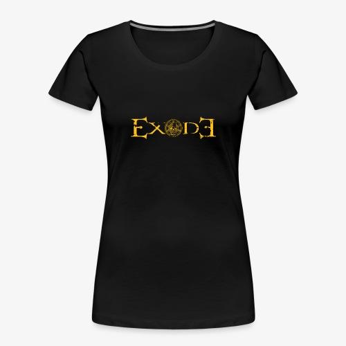 exode - Women's Premium Organic T-Shirt