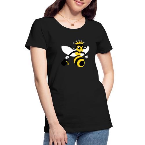 Queen Bee - Women's Premium Organic T-Shirt