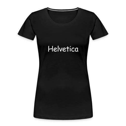 Design 4 - Women's Premium Organic T-Shirt