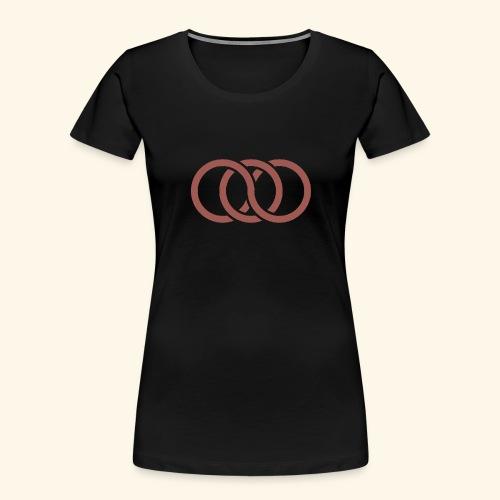 circle paradox - Women's Premium Organic T-Shirt