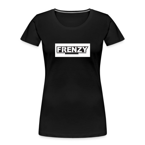 Frenzy - Women's Premium Organic T-Shirt