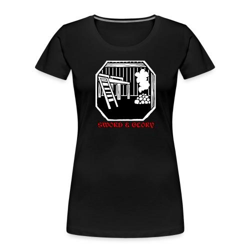 Sauna - Women's Premium Organic T-Shirt