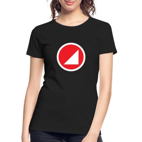 BULGEBULRoundLogo - Women's Premium Organic T-Shirt