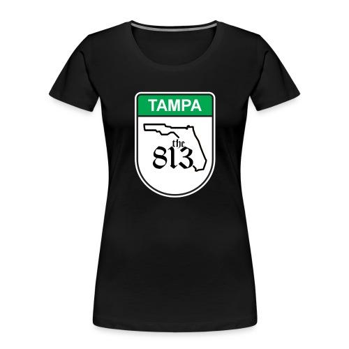 Tampa Toll - Women's Premium Organic T-Shirt