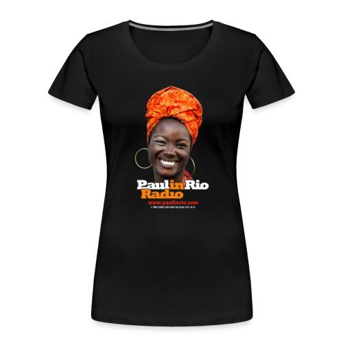 Paul in Rio Radio - Mágica garota - Women's Premium Organic T-Shirt