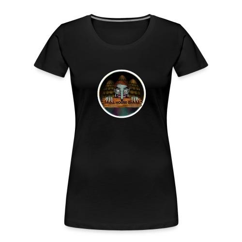 Troll House Games Logo - Women's Premium Organic T-Shirt