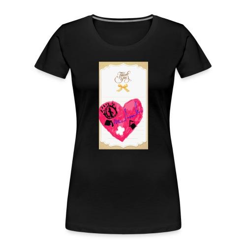 Heart of Economy 1 - Women's Premium Organic T-Shirt