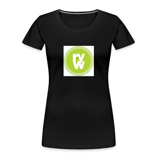 Recover Your Warrior Merch! Walk the talk! - Women's Premium Organic T-Shirt