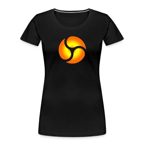triskele harmony - Women's Premium Organic T-Shirt
