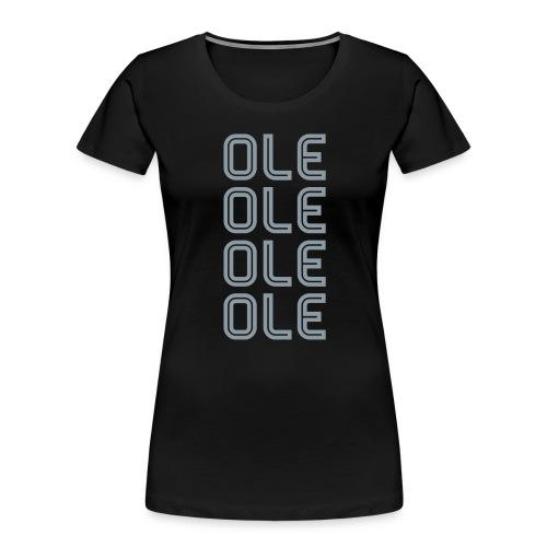 Ole - Women's Premium Organic T-Shirt