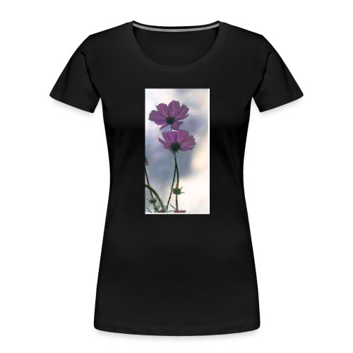 PSX 20180509 190814 Flores - Women's Premium Organic T-Shirt