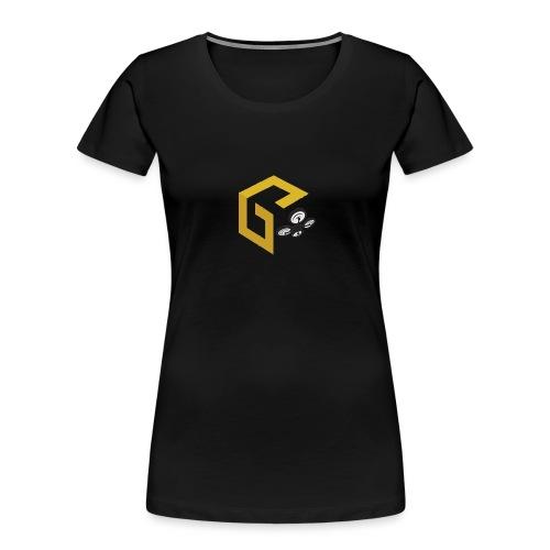 GeoJobe UAV - Women's Premium Organic T-Shirt