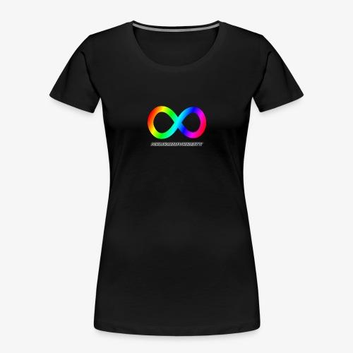 Neurodiversity - Women's Premium Organic T-Shirt