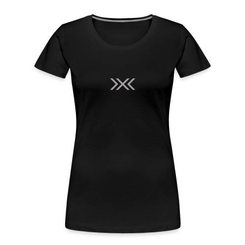 X - Women's Premium Organic T-Shirt