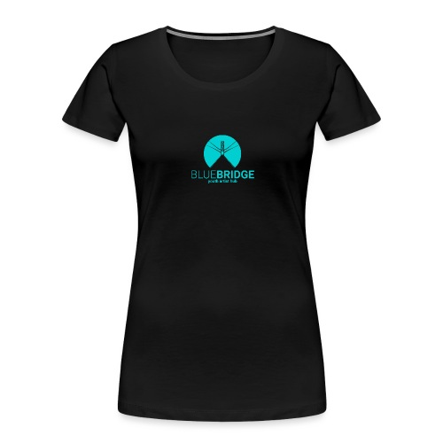 Blue Bridge - Women's Premium Organic T-Shirt