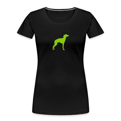 Italian Greyhound - Women's Premium Organic T-Shirt