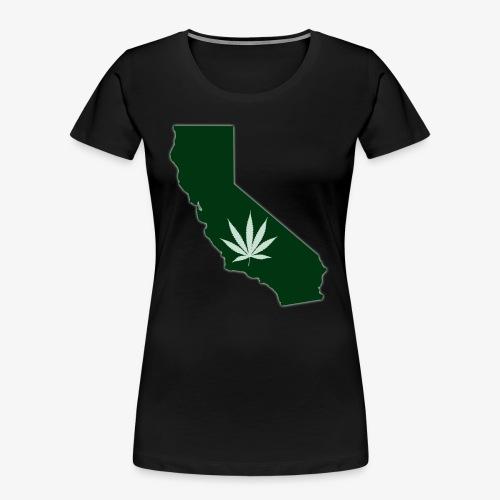 weed - Women's Premium Organic T-Shirt