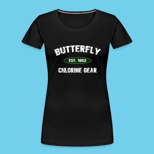 Butterfly est 1952-M - Women's Premium Organic T-Shirt