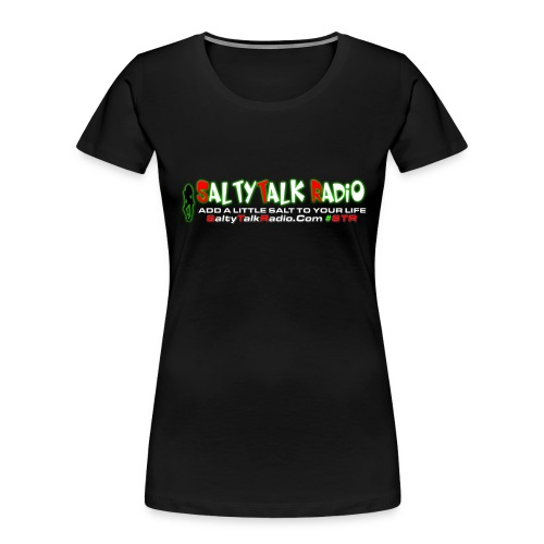 str front png - Women's Premium Organic T-Shirt
