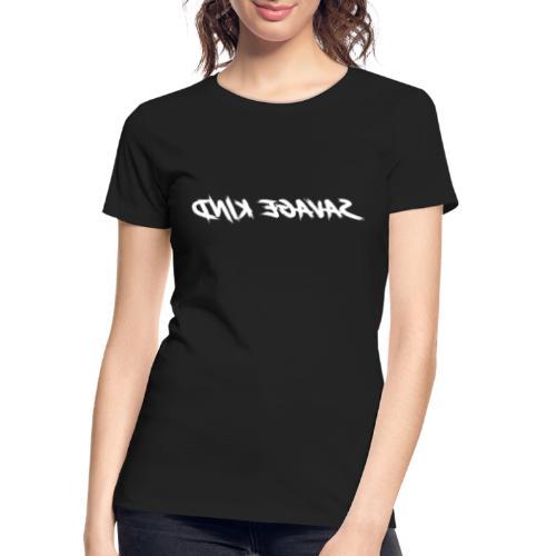 Savage Kind - Mirrored! - Women's Premium Organic T-Shirt